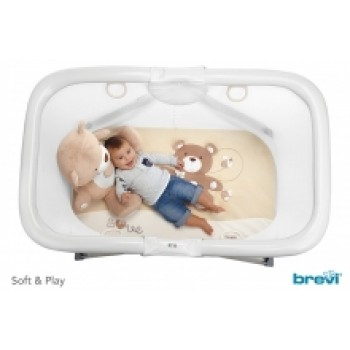 BOX CIRCUS SOFT & PLAY MY LITTLE BEAR BREVI