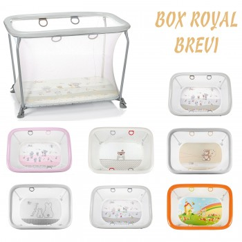 BOX ROYAL BREVI