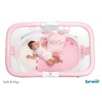 BOX CIRCUS SOFT & PLAY MY LITTLE ANGEL BREVI